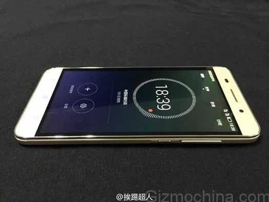 Huawei Honor 4X filtrado lateral