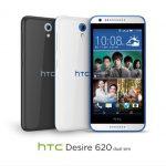 HTC Desire 620 ya es oficial: un gama media con Dual SIM