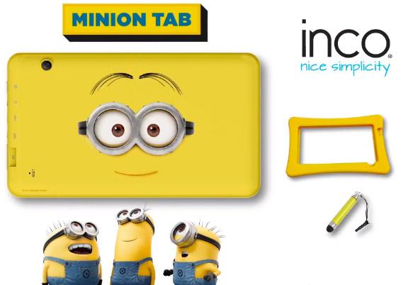 Inco Minion Tab