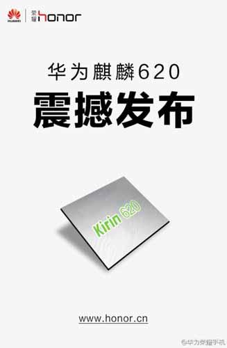 Kirin 620 de Huawei