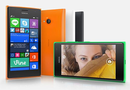 Nokia Lumia 735 en México