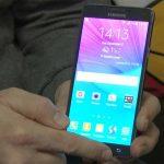Video muestra Android 5.0 Lollipop en el Galaxy Note 4
