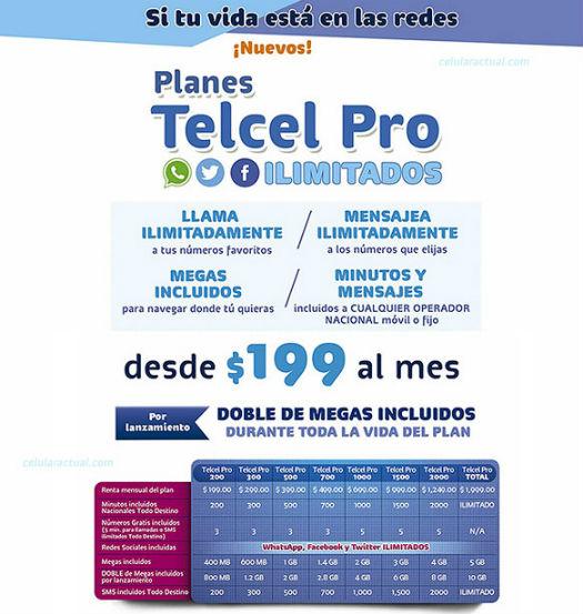 planes-telcel-pro-redes-ilimitados