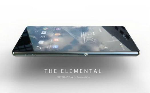 sSony Xperia Z4 primera imagen