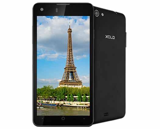 Xolo Q900s Plus frente y reverso