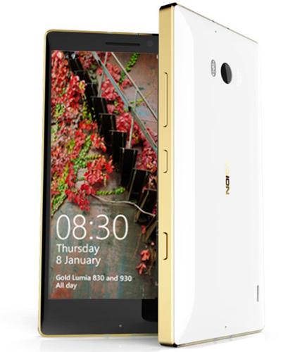 Lumia 930 Golden Edition