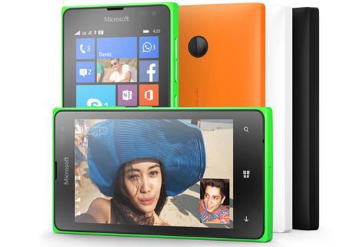 Lumia 435 oficial modelos