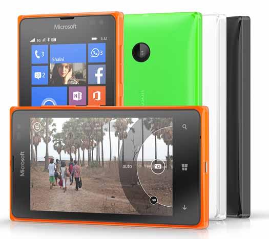 Lumia 532 diseños