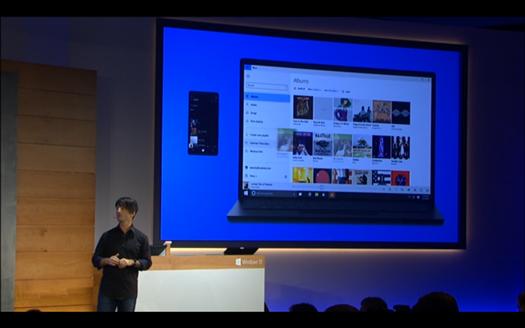 Windows 10 en presentación enero 2015