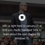 Mañana presentan avances de Windows 10