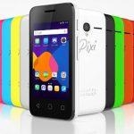 Alcatel presenta sus Pixi 3 Series, smartphones 4G con Android, Firefox y Windows