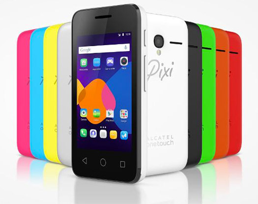 Alcatel  Pixi 3 Series