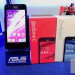 Asus ZenFone C es presentado, el nuevo Android accesible con Intel