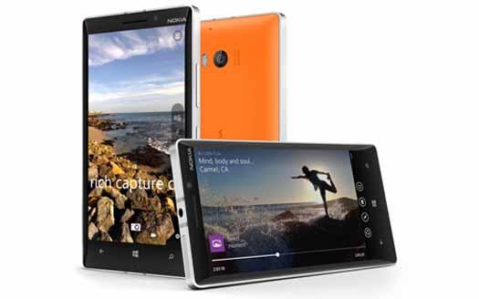 Lumia Denim en pantalla