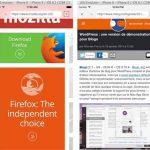 Firefox para iOS en primeras imágenes