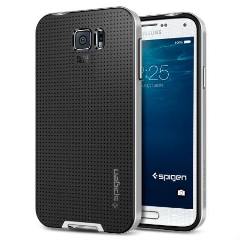 Galaxy S6 Spigen funda negra