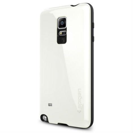 Galaxy S6 Spigen funda blanca