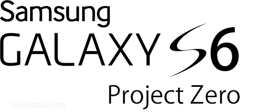 Samsung Galaxy S6 Project Zero Logo no oficial