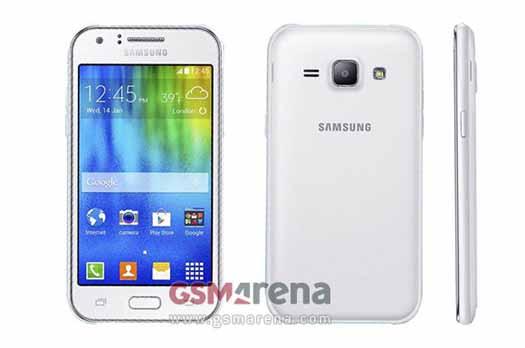 Samsung J1 en primer foto oficial y especificaciones totales