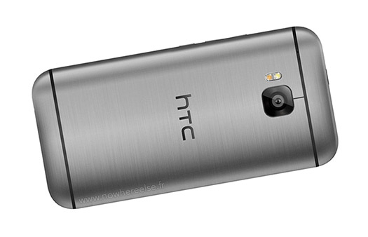 HTC One M9 render no oficial
