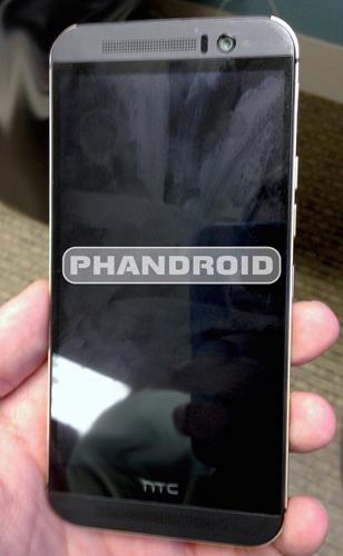 HTC One M9 filtrado a detalle