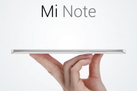 Mi Note