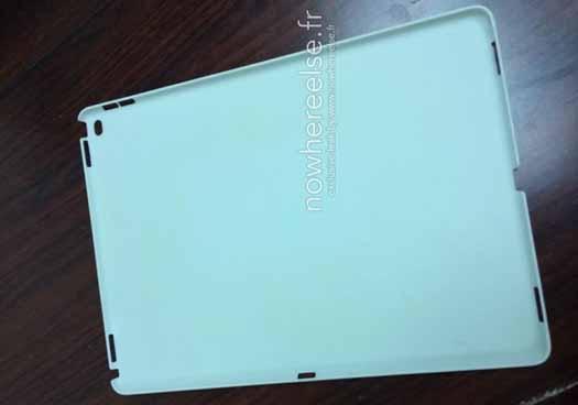 Cubierta de iPad Pro filtrada