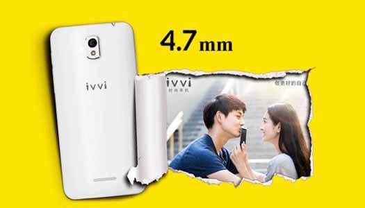 Ivvi smartphone