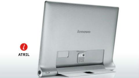 Lenovo Tablet Yoga  2 Pro atril