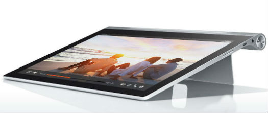 Lenovo Tablet Yoga 2 Pro pantalla