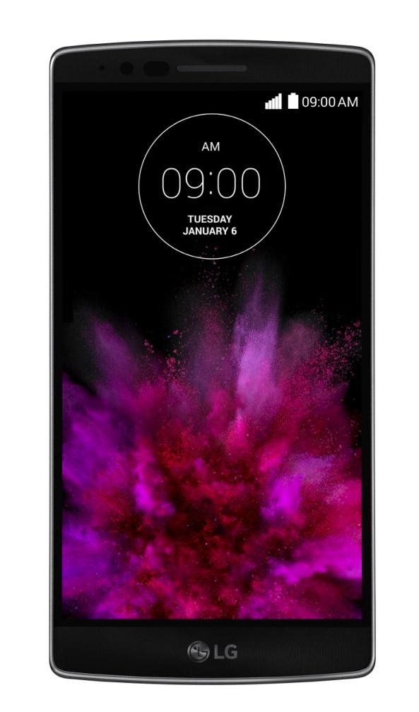 LG G Flex2 oficial smartphone curvo pantalla