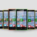 Los Lumia 435, 735 y 930 se actualizarán a Windows 10
