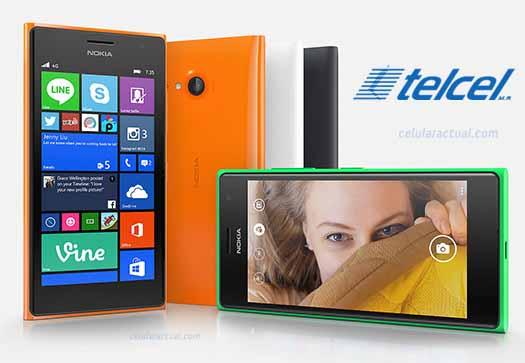 Lumia 735 con Telcel