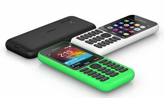 Nokia 215 oficial