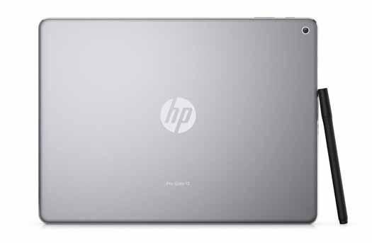 HP Pro Slate tablet cubierta trasera