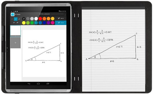 HP Pro Slate tablet