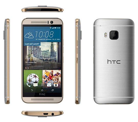 One M9 contaría con bocinas BoomSound más poderosas según HTC