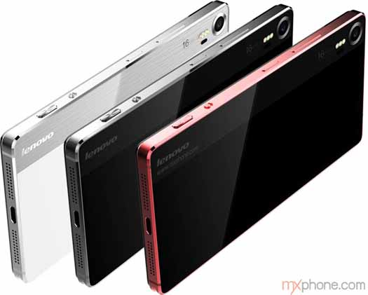 Lenovo Vibe Shot diseños