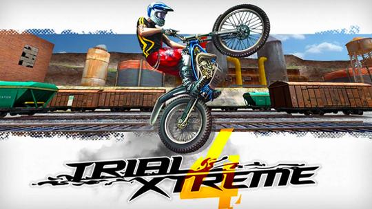 Trail Xtreme 4