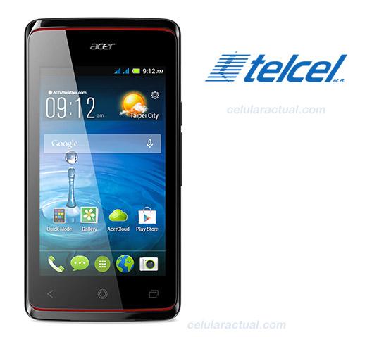 Acer Liquid Z200 en Telcel