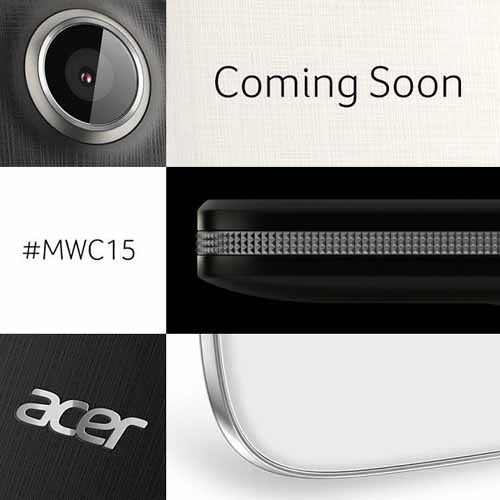 Acer teaser MWC 2015