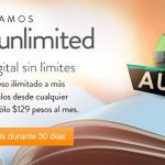 Amazon Kindle Unlimited ya disponible en México