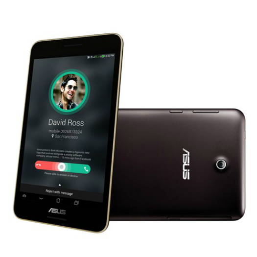 ASUS presenta su nuevo Fonepad 7: conectividad 4G y Android Lollipop