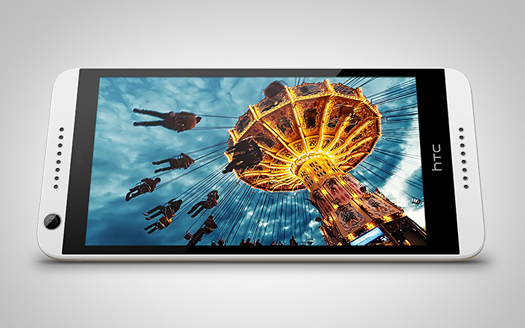 HTC Desire 626 pantalla
