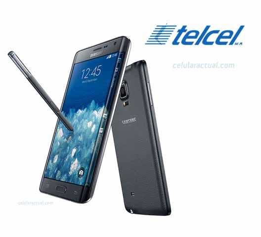 Galaxy Note Edge con Telcel