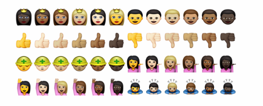 emojis-apple-diferentes-razas