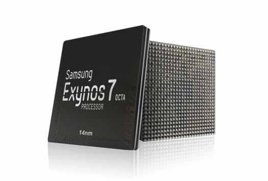 Samsung presenta el Exynos 7 Ocho Núcleos listo para el Galaxy S6