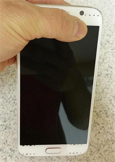 Samsung Galaxy S6 pantalla
