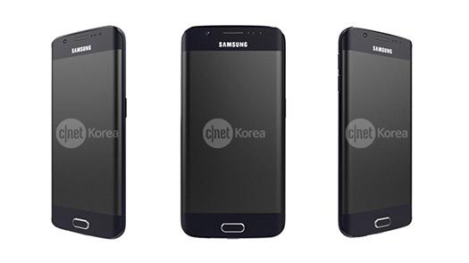 Samsung Galaxy S6 Edge oficial pantalla