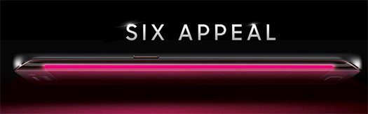 Samsung Galaxy S6 Edge teaser T Mobile
